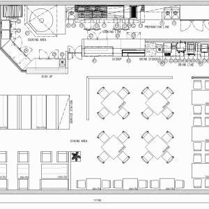 厨房設計/繁盛店づくりの厨房計画を理解する/石窯グリル料理が楽しめるカフェダイニング-2