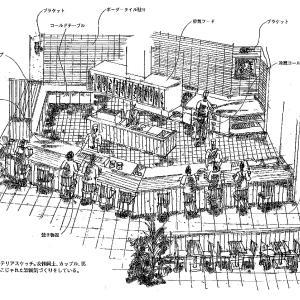 厨房設計/繁盛店づくりの新しい厨房計画を理解する/地鶏居酒屋-1