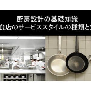 厨房設計/繁盛店づくりの新しい厨房計画を理解する/業種・業態設定は企画作りの基本である-4