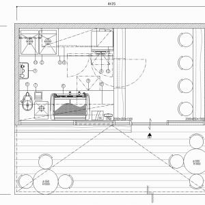 厨房設計/繁盛店づくりの厨房計画を理解する/サンドとバリスタのエスプレッソ専門店-2