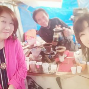■香川のホピ村よりヒーラー姫女さまがご来店/豊橋のダイエットサロン