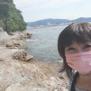 ■本日定休日~パワースポット「竹島」へ~豊橋のダイエットサロン