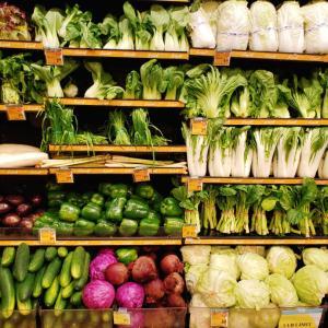 ハワイで気になる野菜(o'³'o)ﻌﻌﻌﻌ
