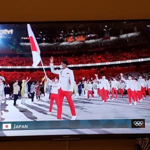 ꙳オリンピック開会式꙳