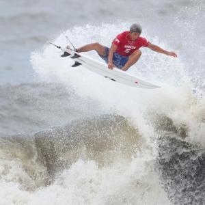 サーフィン‼️‼️祝カノア