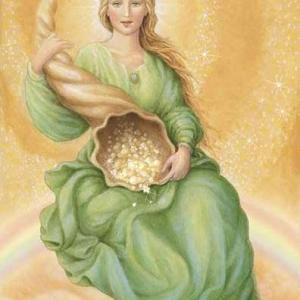 【あなたも豊かさの女神とご縁を授かる!】