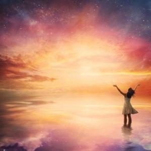 【新しい世界は誰もが豊かである現実を選べるチャンスがある】