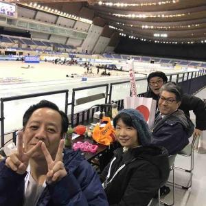 『スピードスケート ワールドカップ!』