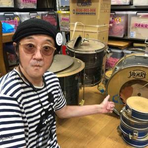 『谷啓さんのドラム』