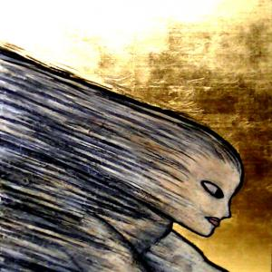 障壁画を創る(2)「疾風の妙」