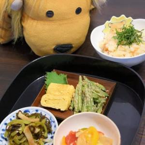 よそ行き顔に盛り付けてみた和食の日