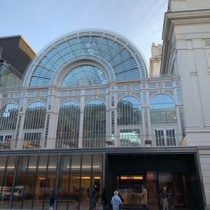 MOMO のロンドン・ロイヤルオペラハウスデビュー