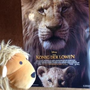 ライオンの映画鑑賞の日