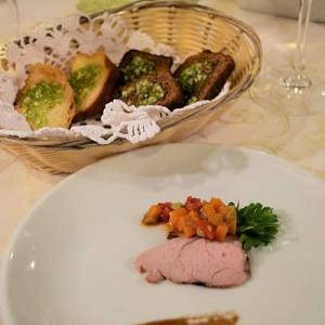 ライオンの町リヴィウのレストランご飯