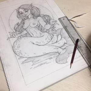 アマビエを描きながら考える。アートの役割と「人生は常に非常事態である」ということ。
