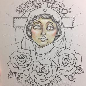 3[ THE ROSE OF NO MAN'S LAND ] UJP出品用