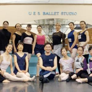 UES BALLET PROJECT WS & 指導者勉強会