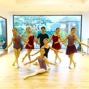 Sinar Ballet Workshop Day 2
