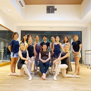 Sinar Ballet Workshop Day 3