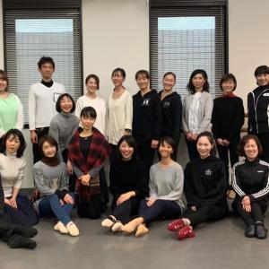 art ballet intensive day 1 part 1