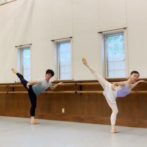 オンライン・バレエ講座の新制作に向けて!