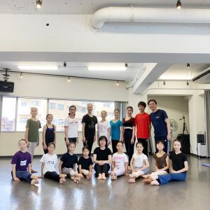 art ballet intensive day 2