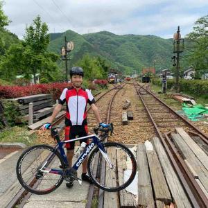 方鉄サイクリング