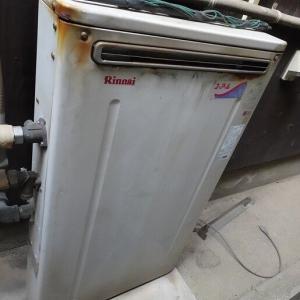 コラム062 給湯器交換