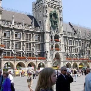 2003年06月 初欧州はドイツでした6/9
