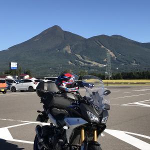【山歩き】台風一過!超晴天の磐梯山!・・・の巻