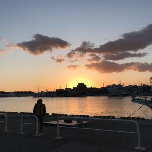 【城ヶ島・三崎港・北条湾】2021年釣り始め…だったのですが…(2021年1月3日)