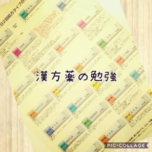漢方薬の勉強