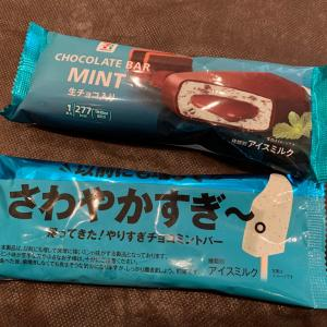 *今日はチョコミント記念日o(^▽^)o*