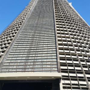 ANAで世界一周ツアー その9 リオデジャネイロ大聖堂