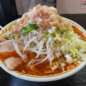 豚星。〜しお麻辣麺〜