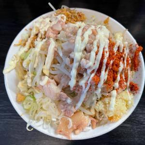 豚星。〜牡蠣涼麺〜