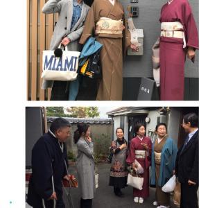 錦繍茶会🍁茶室専用個人住宅にて
