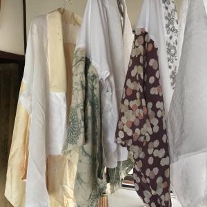 単衣の日常は半襦袢 4着を出しました。