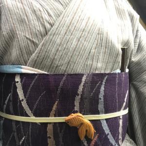 再び四条と祇園界隈に出かけまきた。夏着物全てに手を通す!できそう^_^
