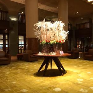 京都ホテルオークラにてお昼