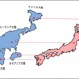 日本は世界の縮図・・・?!