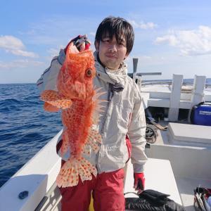 11/21  根魚釣り
