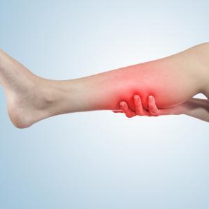 ランニング中に足を痛める記事が完成する