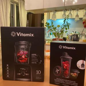 vitamix3500i届いた