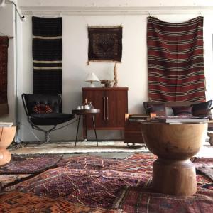 展示会『Tribe – ホドラングとトライバルラグの魅力』、今週末まで。