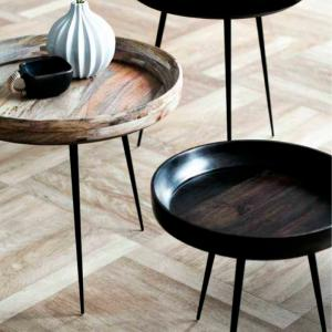 Mater Bowl Table Mango Wood メーター ボウルテーブル