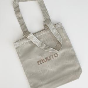 MUUTO製品1万円以上のお買い上げで、MUUTOオリジナルのトートバッグプレゼント