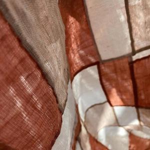 韓国民芸 パッチワークの布、ポジャギ