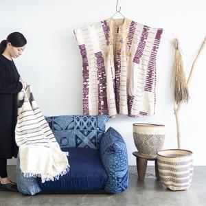 アフリカ展「Africa 飾り纏うアフリカの布」