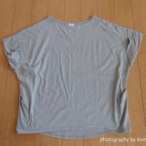 楽天購入品 くすみグリーンの半そでTシャツ【イーザッカマニアストアーズ】